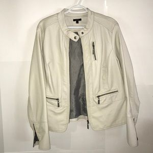 Apt. 9 Faux Leather Jacket